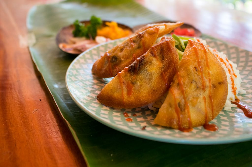 Deep fried dumplings recipe