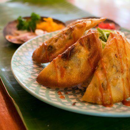Deep fried dumplings recipe