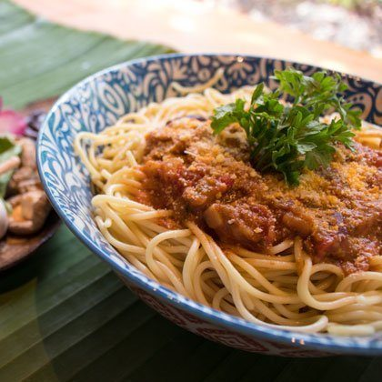 Red hot pasta sauce recipe