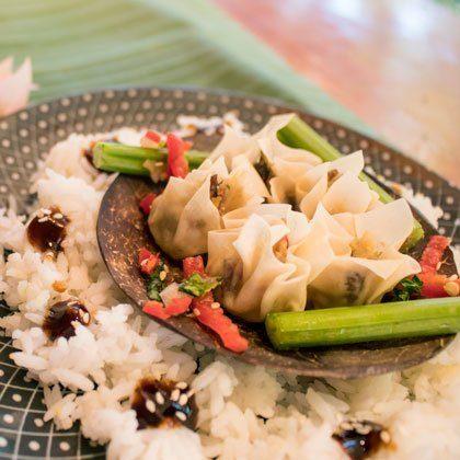 Vegetarian Siomai recipe