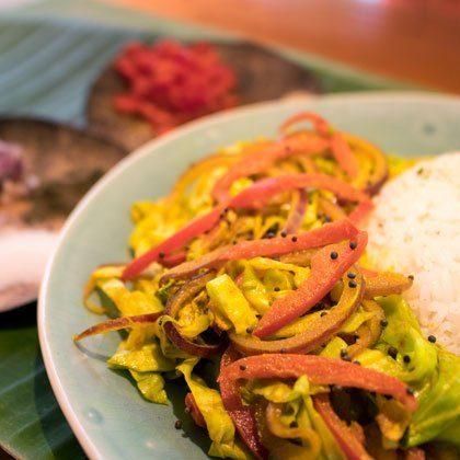 Stie fried cabbage recipe